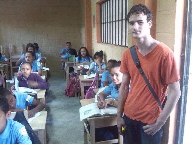 Review Matthew Crissman Volunteer La Ceiba Honduras 02