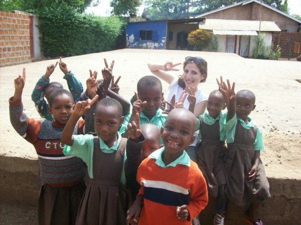 Review Rachel Ursitti Volunteer in Moshi Tanzania