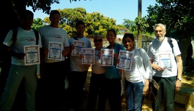 Review Robert Fierer Volunteer Honduras La Ceiba 05