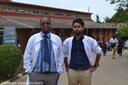 Review Sailesh Narsinh Volunteer in Lusaka, Zambia