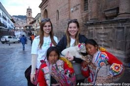 Review Samantha McReynolds Volunteer in Cusco, Peru