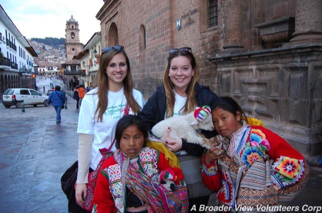 Review Samantha Mcreynolds Volunteer Cusco Peru 01
