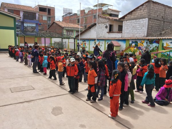 Review Sophia Dong Volunteer Cusco Peru Teaching Education 3