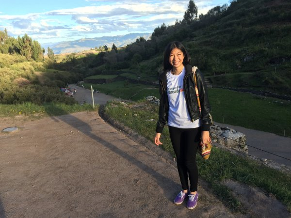 Review Sophia Dong Volunteer Cusco Peru Teaching Education 4