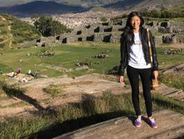Review Sophia Dong Volunteer in Cusco Peru