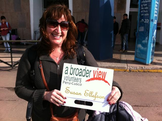 Review Susan Ellefson Volunteer Cusco Peru 01