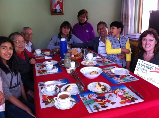 Review Susan Ellefson Volunteer Cusco Peru 02