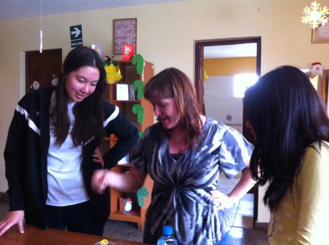 Review Susan Ellefson Volunteer Cusco Peru 03