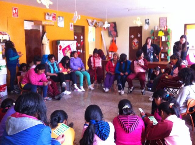 Review Susan Ellefson Volunteer Cusco Peru 04