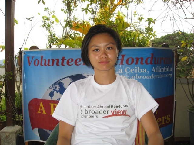 TRAM – AHN TIN Volunteer in La Ceiba, Honduras