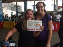 Review Becky Whalen Volunteer in Ghana Kasoa