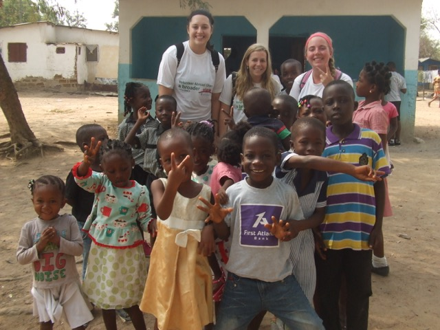 Review Becky Whalen Volunteer Ghana Kasoa 02