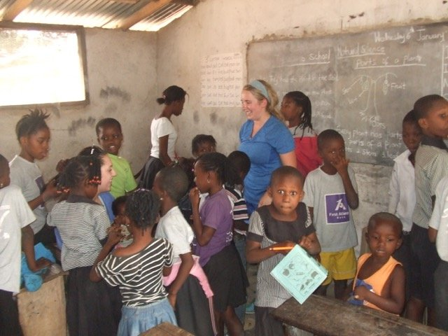 Review Becky Whalen Volunteer Ghana Kasoa 03