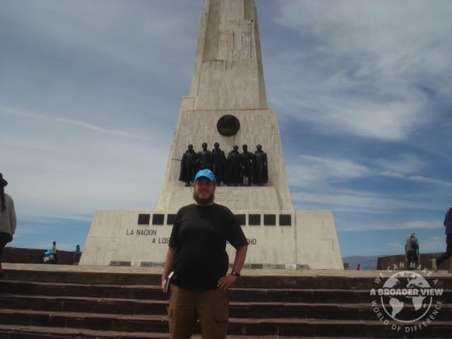 Review Cameron White Volunteer in Peru Ayacucho