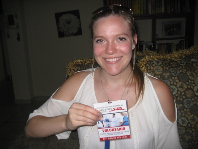 Review Mackenzie Campbell Volunteer in Honduras La Ceiba