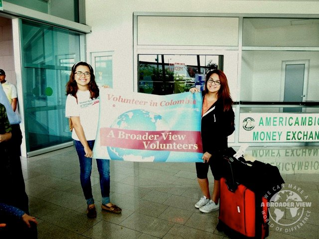 Review Sophia Nahass Volunteer in Colombia Cartagena