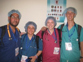 Review Tania Daou Volunteer in Honduras La Ceiba