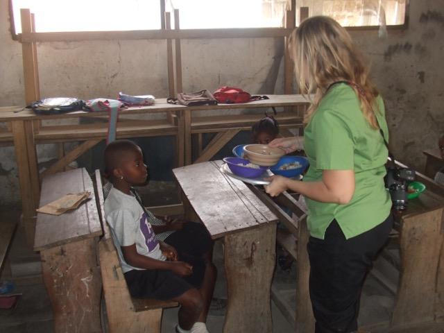 Review Tracy Volunteer Kasoa Ghana 03