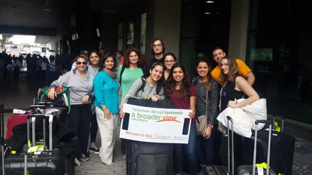 Review Vanessa Carmona Volunteer  in Guatemala Xela