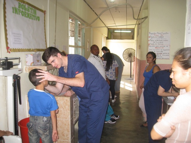 Review Brian Newyear Volunteer in Honduras La Ceiba