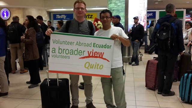 Review Collin Hansen Volunteer in Ecuador Quito