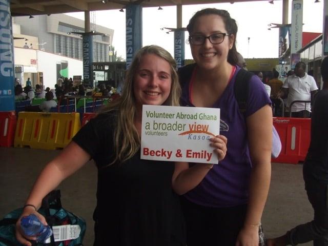 Review Emily Stettes Volunteer Ghana Kasoa 01