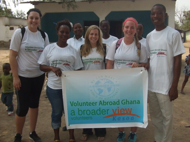 Volunteer review Emily Stettes Ghana Kasoa Clinic and Orphanage Program