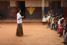 Review Erin Hong Volunteer in Bulenga Uganda