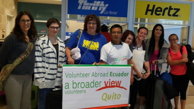 Review Julie Hymovitch Volunteer in Ecuador Quito