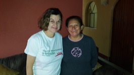 Review Nadyne Volunteer in Guatemala Quetzaltenango