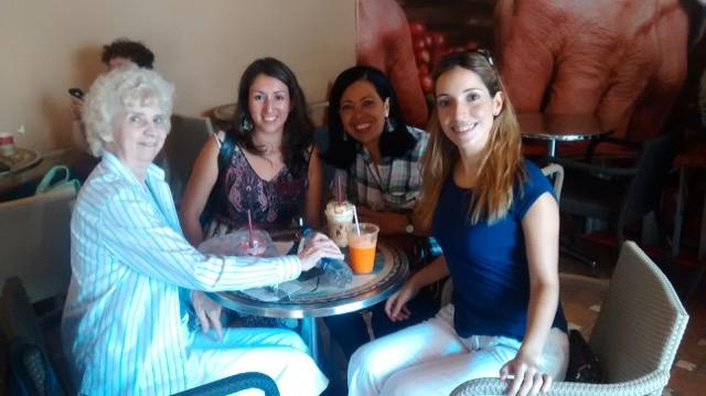 Review Doris Sweet Volunteer Colombia Cartagena 01