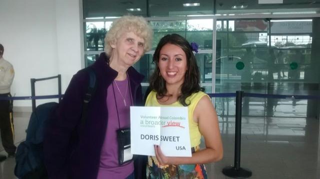 Review Doris Sweet Volunteer Colombia Cartagena 02