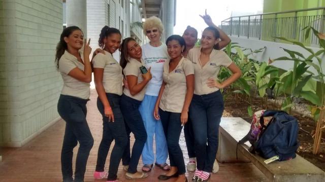 Review Doris Sweet Volunteer Colombia Cartagena 04