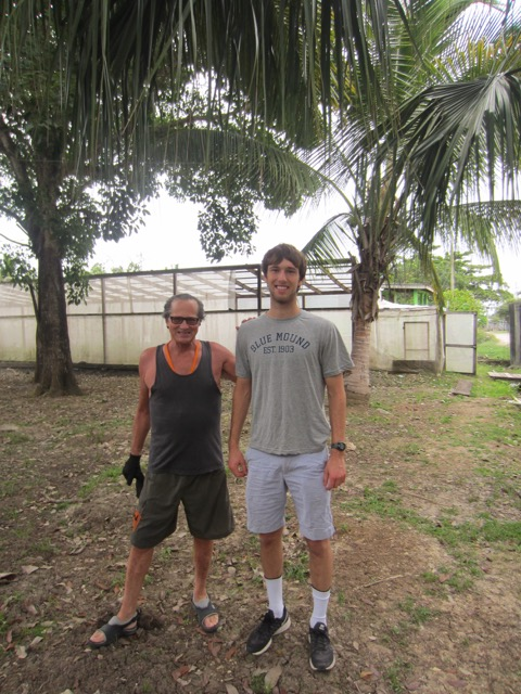 Review Ronald Van Wagner Volunteer in Belize