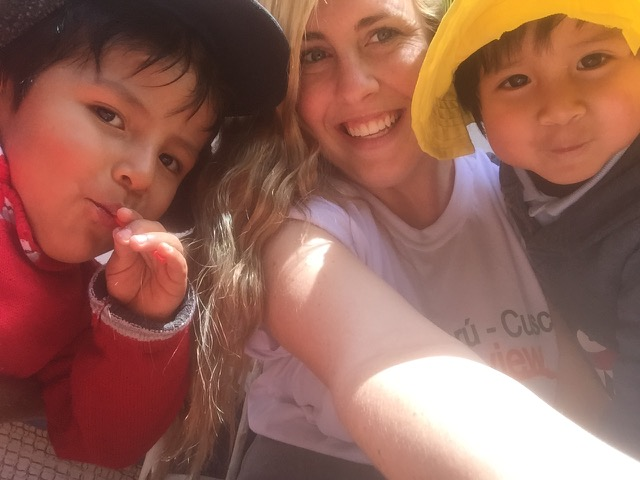 Review Sascha Steckbeck Volunteer in Peru Cusco