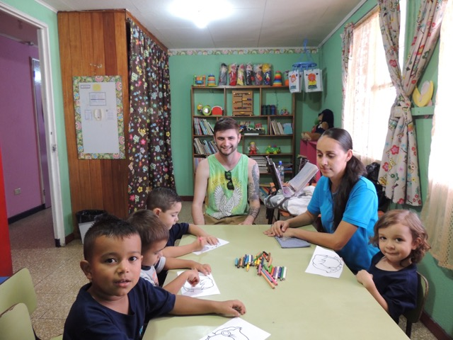 Review Tyler Kane Volunteer in Costa Rica