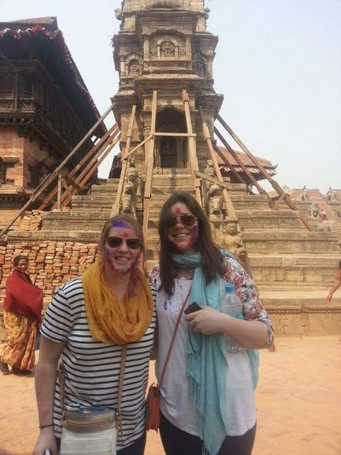 Review Alexis Bailey Volunteer in Nepal Kathmandu