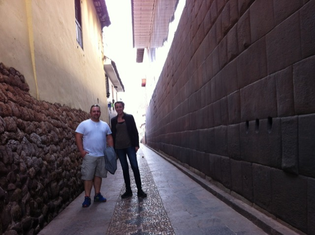 Review Andrew Lauver Volunteer in Peru Cusco Medical program