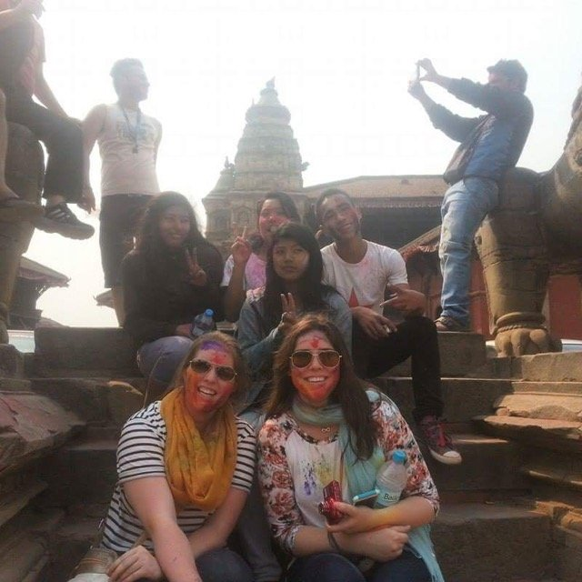 Review Catie O'Dwyer Volunteer in Kathmandu Nepal