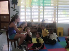 Review Claire Morris Volunteer in Belize Orphanage