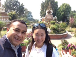 Review Lisa Duong Volunteer in Nepal Kathmandu