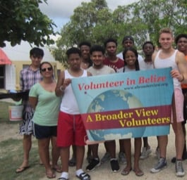 Review Soni Midha Volunteer in Belize Orphanage Group