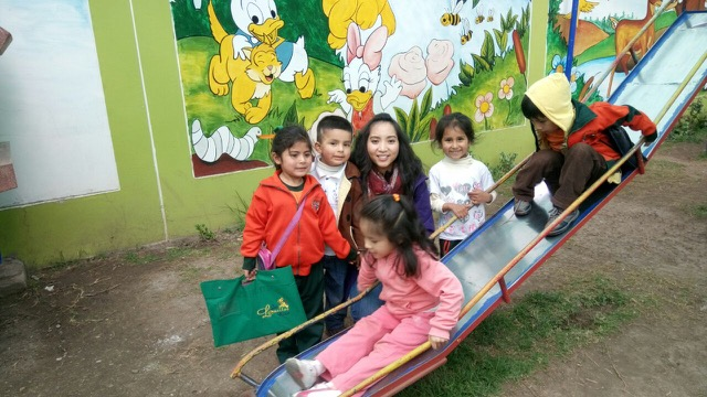 Review Vanessa Cedano Volunteer in Peru Cusco