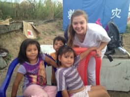 Review Dana Jessen Volunteer in ECUADOR Quito at the Pediatric Therapy program.