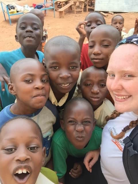 Review Emily Dunham Volunteer in Uganda Bulenga at the Orphanage and School program