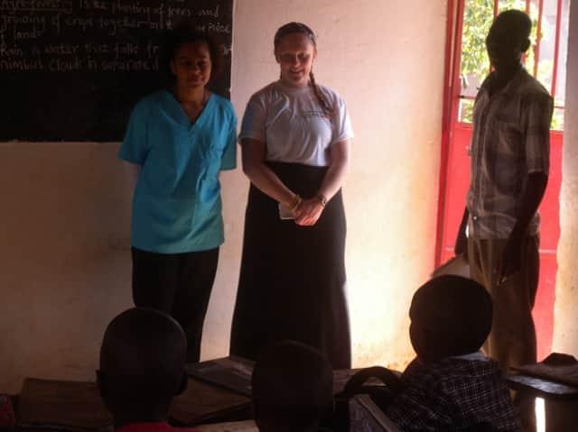 Review Meagan Carter Volunteer in Uganda Bulenga at Medical & Community program