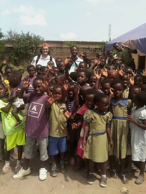 Review Michael Nolte Volunteer in Ghana Kasoa at the Medical program