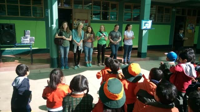 Review Miriam Spencer Volunteer in Peru Cusco Child Care Program
