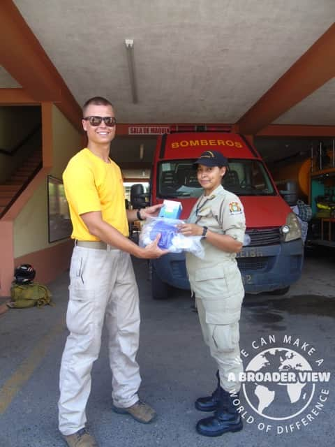Review Parker Smith Volunteer in Honduras La Ceiba Paramedical/Rescue program