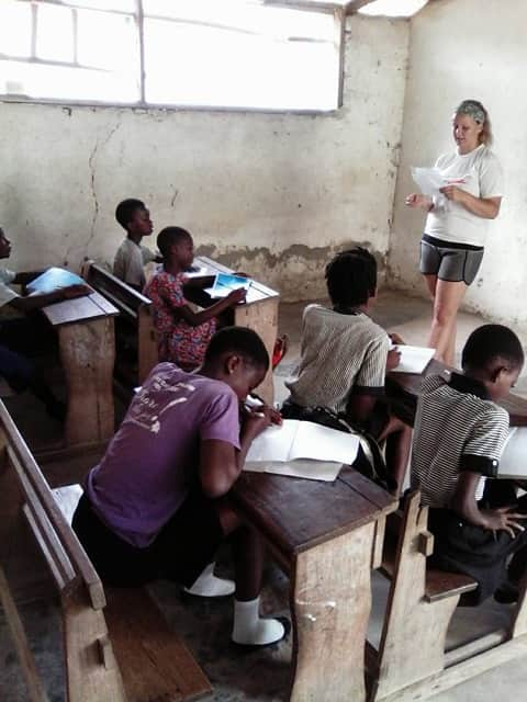 Review Taylor Bronson Volunteer in Ghana Kasoa Orphanage program